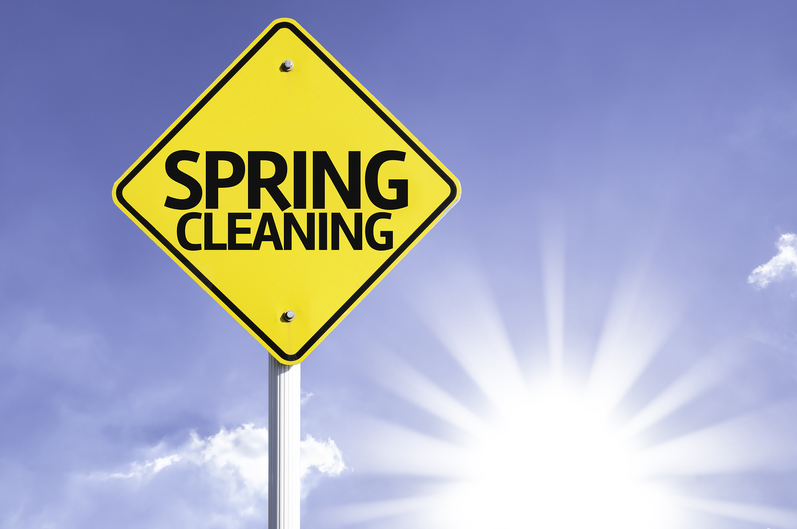 Spring Cleaning Tips From My Self Storage
